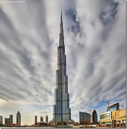 7 Bangunan/Gedung Tertinggi di Dunia