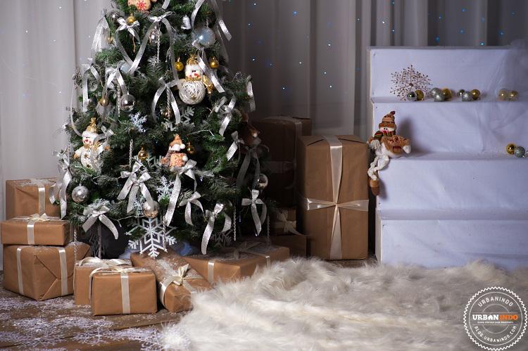Walau Tak Bersalju, Kamu Bisa Rasakan White Christmas di Rumah