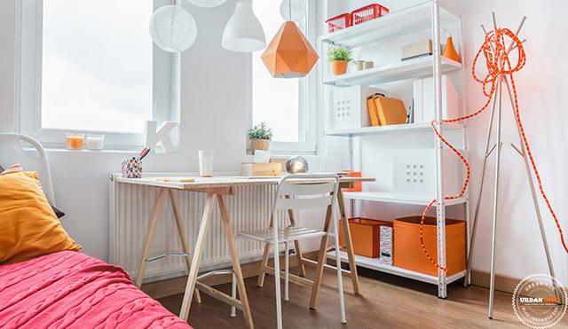7 Turunan Warna Oranye yang Lembut Hingga Cerah untuk Dekorasi Rumah