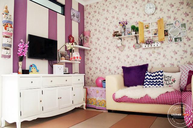 29 Trend Populer Dekorasi Ruang Tamu Shabby