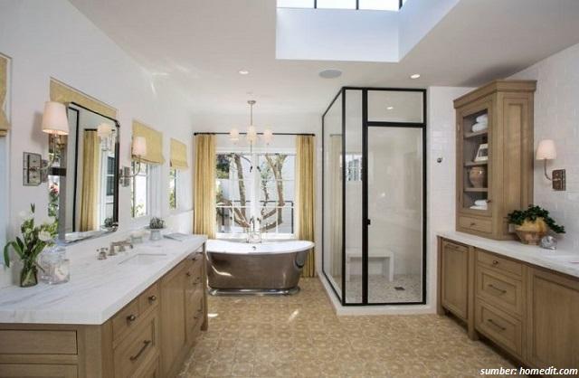 Area Shower