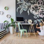 9 Ide Kreatif Memanfaatkan Papan Tulis Sebagai Dekorasi Rumah