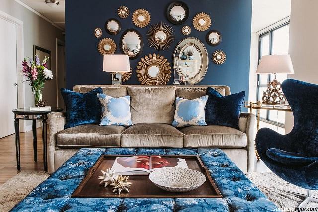 Dekorasi Warna Permata, Rahasia Rumah Tampak Mewah Tanpa Hamburin Uang