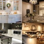 5 Jenis Kabinet Kaca yang Membuat Dapur Tampak Berbeda