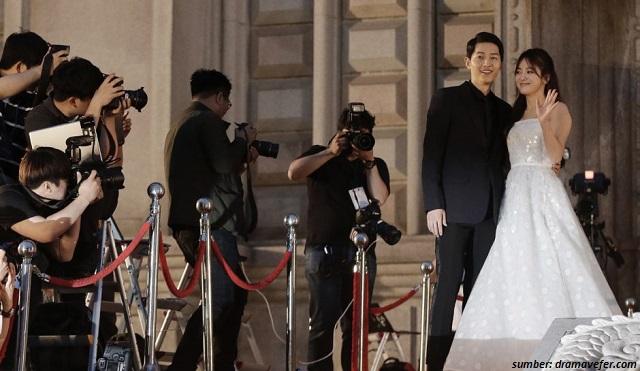 Sweet Banget! Song Jong Ki dan Song Hye Kyo Sudah Persiapkan Rumah Masa Depan