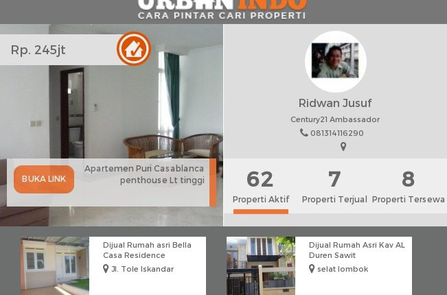Ridwan Jusuf: Pertama Kali Closing Berkat Beriklan di UrbanIndo