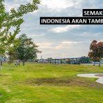 Semakin Asri! Indonesia akan Tambah Ruang Terbuka Hijau