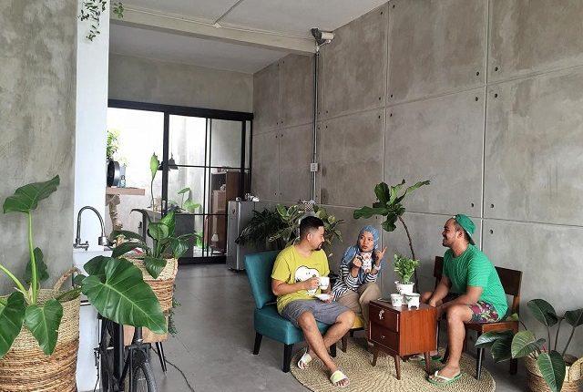 Dekorasi Rumah Ramah Selfie yang Kekinian Ala Miky Setiawan, Keren!