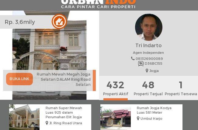 Tri Indarto: Awalnya Coba-Coba Freelance, Kini Tiap Bulan Pasti Closing