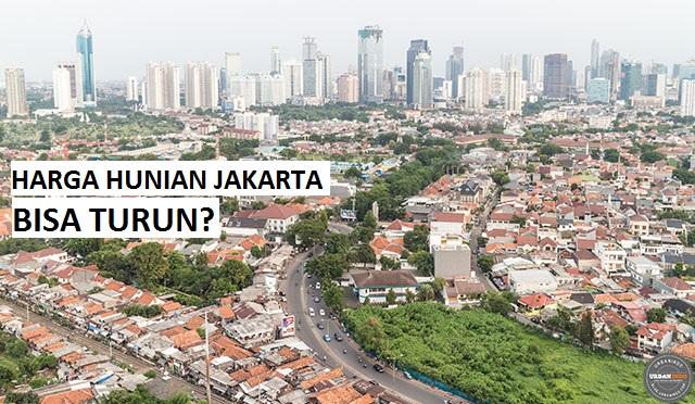 Benarkah Harga Rumah Bisa Turun Saat Jakarta Tak Lagi Jadi Ibu Kota Negara?