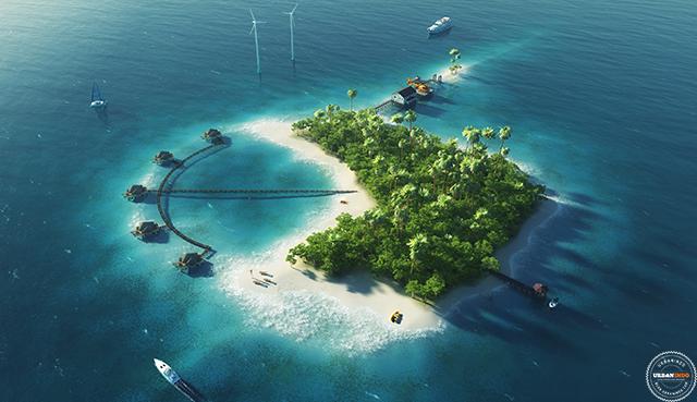 5 Pulau Pribadi Super Cantik Ini Katanya Dijual Murah. Mau Beli?