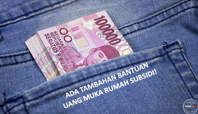 Uang Muka Rumah Subsidi