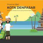 Kota Denpasar, Sajikan Wisata Alam dan Budaya Kelas Dunia