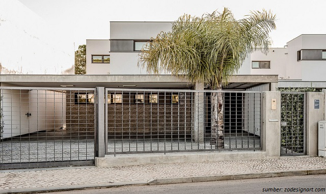 9 Desain Eksterior Rumah Masa Kini yang Bisa Dijadikan Inspirasi Membangun Rumah