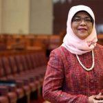 Presiden Singapura Halimah Yacob Pilih Tinggal di Rusun, Ini Alasannya!