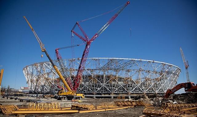 Ini Dia Penampakan Stadion yang Akan Digunakan pada Piala Dunia 2018 Rusia