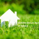 Peminat Naik, Stok Rumah Harga Mulai Rp300 Juta-an Makin Bertambah di Bekasi