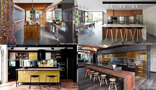 7 Desain yang Bikin Betah untuk Masak Enak di Dapur
