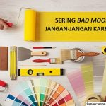 Sering Bad Mood? Jangan-Jangan Salah Pilih Warna Cat...