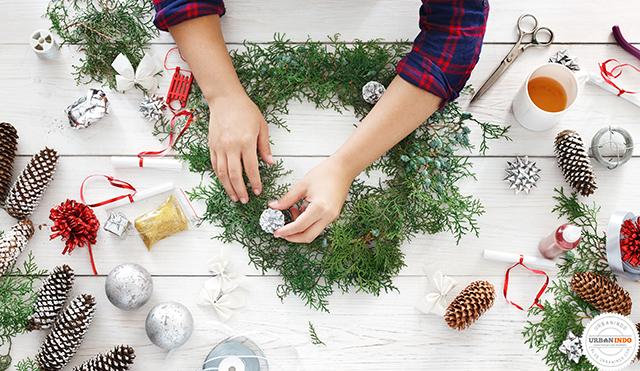 5 Dekorasi Natal Unik yang Bisa Kamu Buat Sendiri. Simpel tapi Bermakna