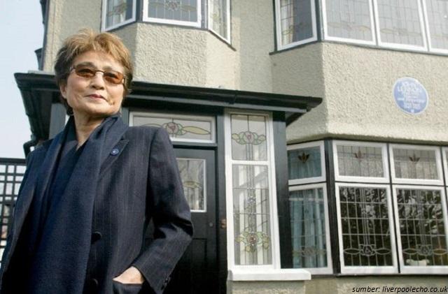 Menyusuri Jejak Masa Kecil John Lennon di Desa Woolton