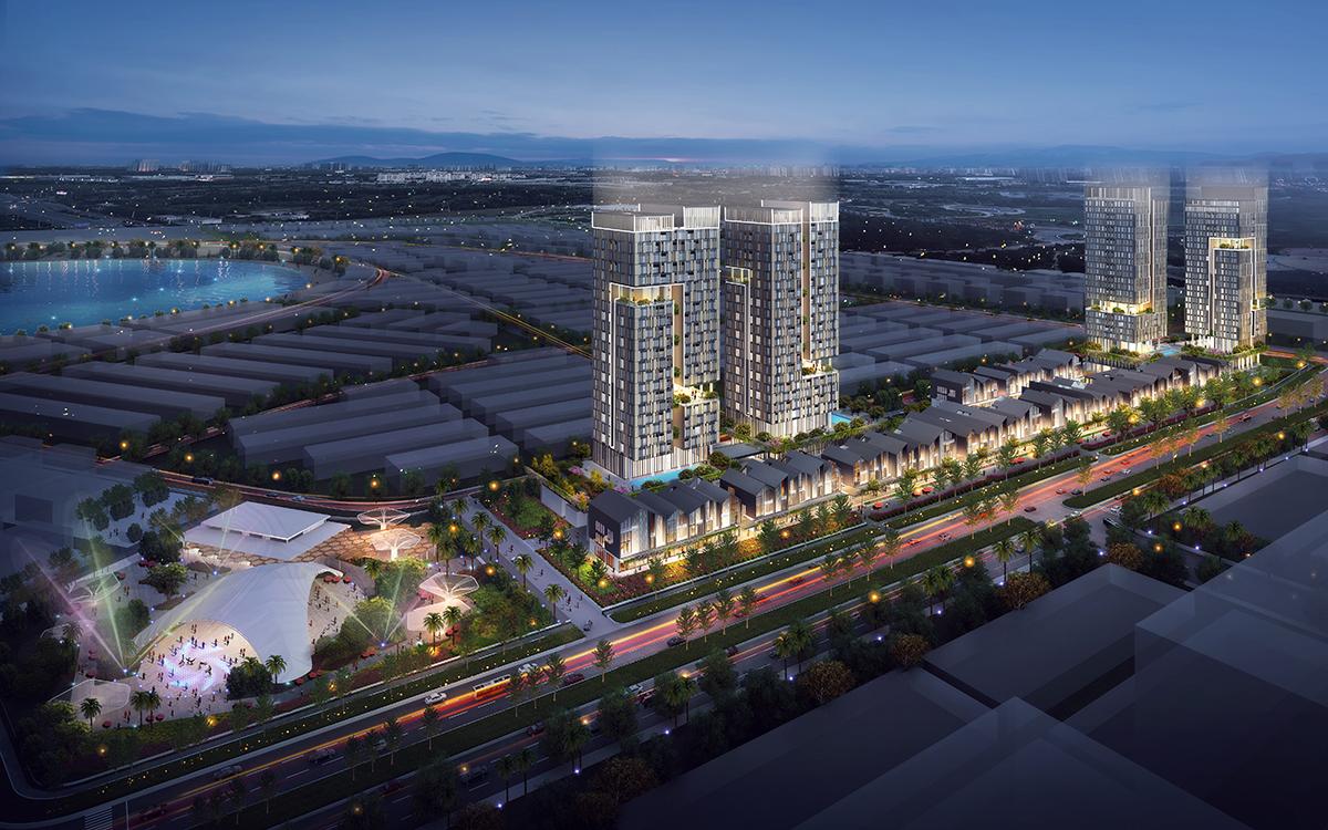 Jakarta Garden City Luncurkan Kawasan New East