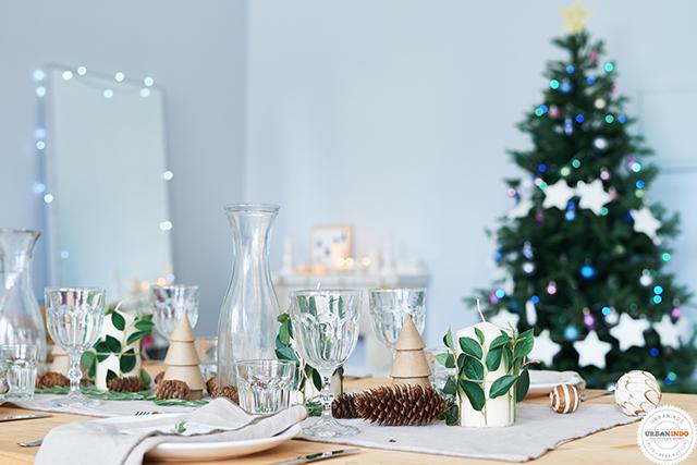 5 Ide Daur Ulang Dekorasi Natal untuk Mempermanis Tahun Baru di Rumah