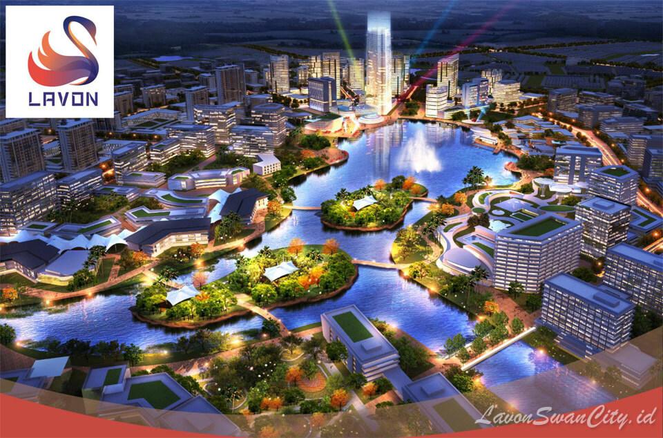 Tahap Kedua, Swancity Terus Kembangkan Kota Terpadu Seluas 74 Ha