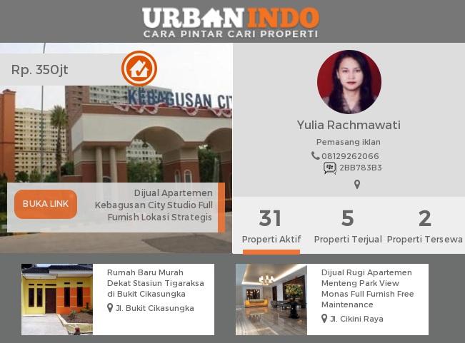 Yulia Rachmawati: Cari Agen yang Punya Satu Visi untuk Buka Perusahaan