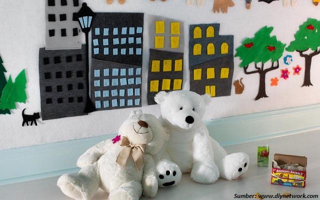 Bisa Dibuat Sendiri! Hiasan Dinding Unik untuk Kamar Anak