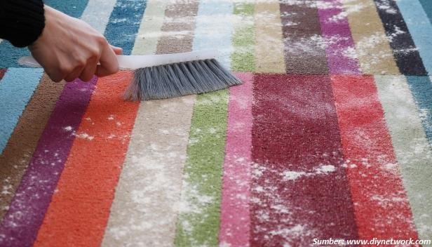 WOW! Bahan Pembersih Karpet Alami Ini Bisa Dibuat Sendiri