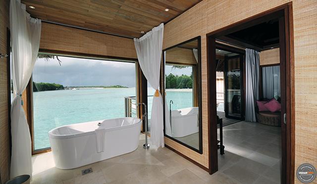 Kamar Mandi Hotel yang Menakjubkan di Dunia! (No.3 Ada di Bali)