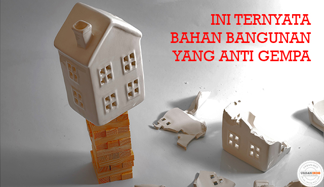 Rahasia Rumah Tahan Gempa: Ternyata Bahan Ini Penyebabnya!