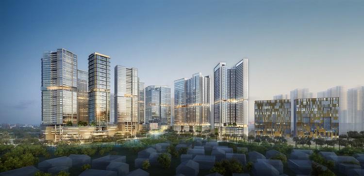 Apartemen Murah One Parc Puri Jakarta (Cicilan Mulai Rp2 Juta-an)