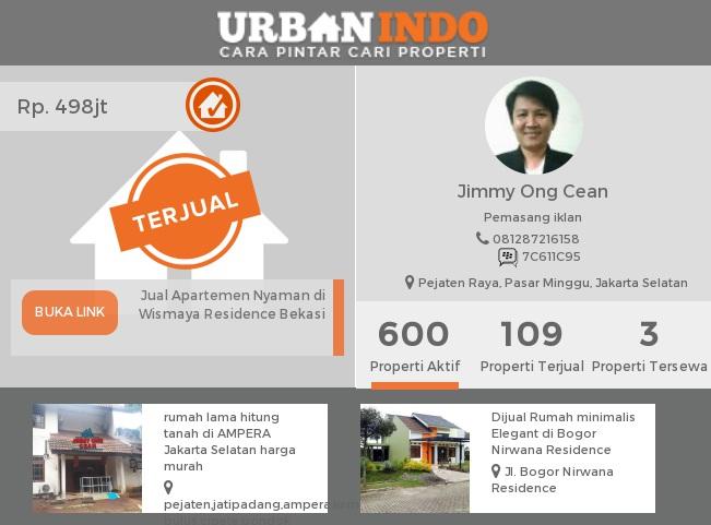 Jimmy Ong: Respons Pembeli Jadi Banyak karena Sering Sundul Iklan