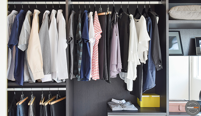 Desain Tempat Penyimpanan Baju Ini Bisa Jadi Solusi untuk Kamar Mungil!