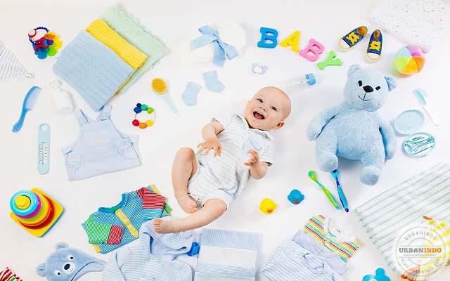 17 Perlengkapan Bayi Baru Lahir | No. 8 Sering Terlupakan di Rumah