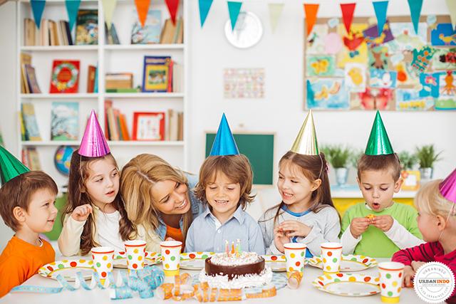 5 Dekorasi Ulang Tahun yang 100% Bikin Anak Senang (Mudah Dibuat)