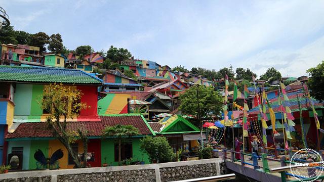 Menikmati Nuansa Mudik, Ini 10 Kampung Unik di Indonesia