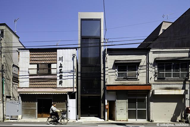 Rumah Lebar 2 Meter tapi Isinya Nampak Mewah & Modern. Harus Lihat!
