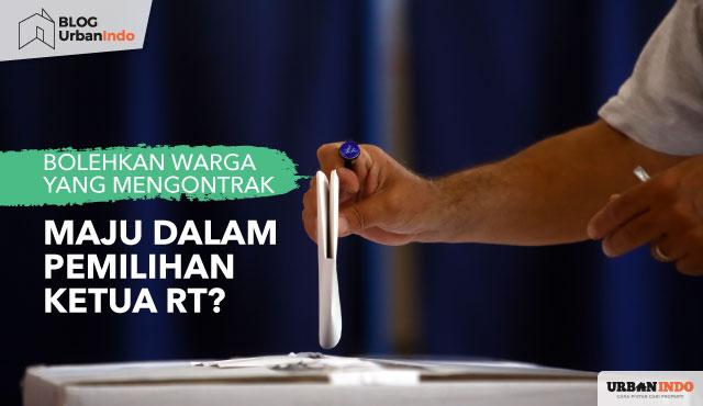 Pemilihan Ketua RT