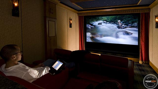 Nonton Bioskop Murah Meriah di Rumah, Begini Cara Merangkai yang Benar
