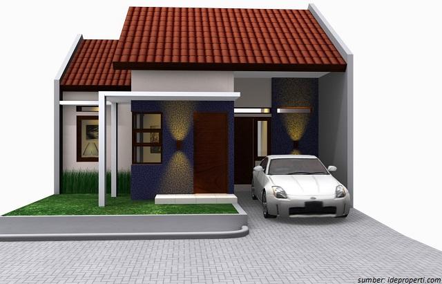 Model Rumah Kecil Sederhana