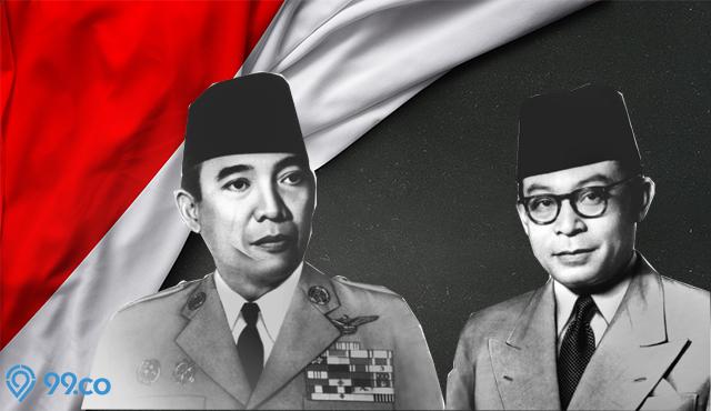 Masih Berdiri Tegak, Beginilah Penampakan Rumah Kelahiran Soekarno dan Hatta